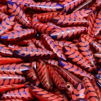 Dagger Beads 5x16 mm